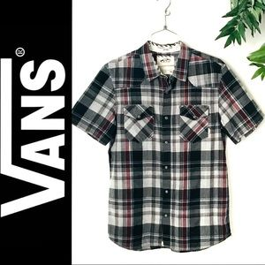 Vans Casual Button Down Shirt